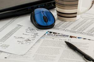 tax incentives form